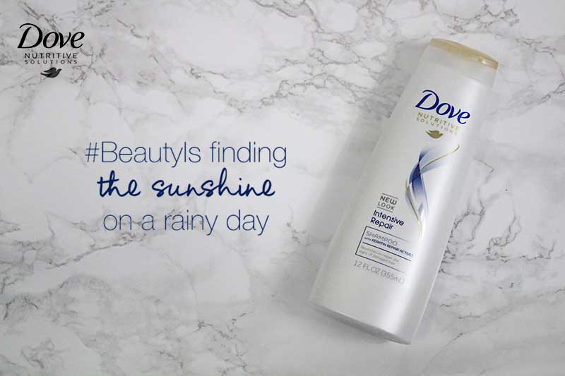 Dove Intensive Repair Therapy Shampoo