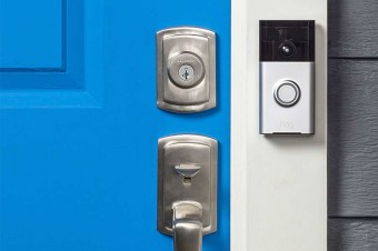 Answer Your Door (From Wherever You Are) With Ring Video Doorbell From Best Buy!