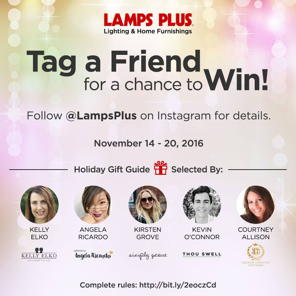 Lamps Plus Giveaway