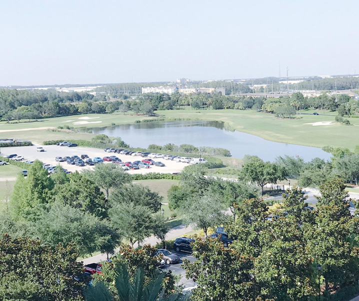 Unwind at the Ritz-Carlton Orlando Grande Lakes