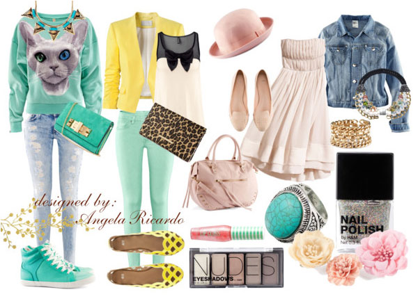 H&M Collage