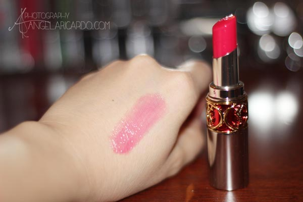 Yves Saint Laurent Rouge Volupté Sheer Candy Glossy Lip Balm