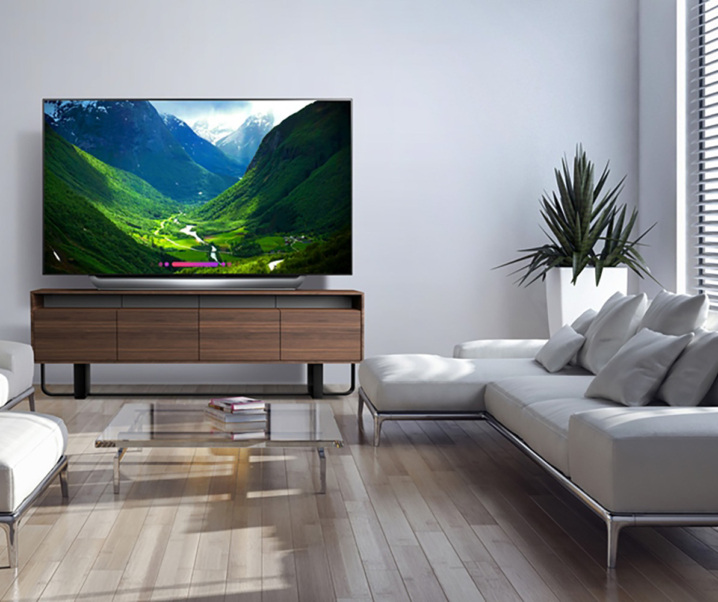 Go Big for the Big Game with LG OLED 77 Inch C8 TV + Pointers for an Awesome Stress-Free Party