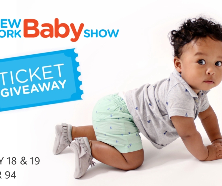 New York Baby Show Tickets Giveaway