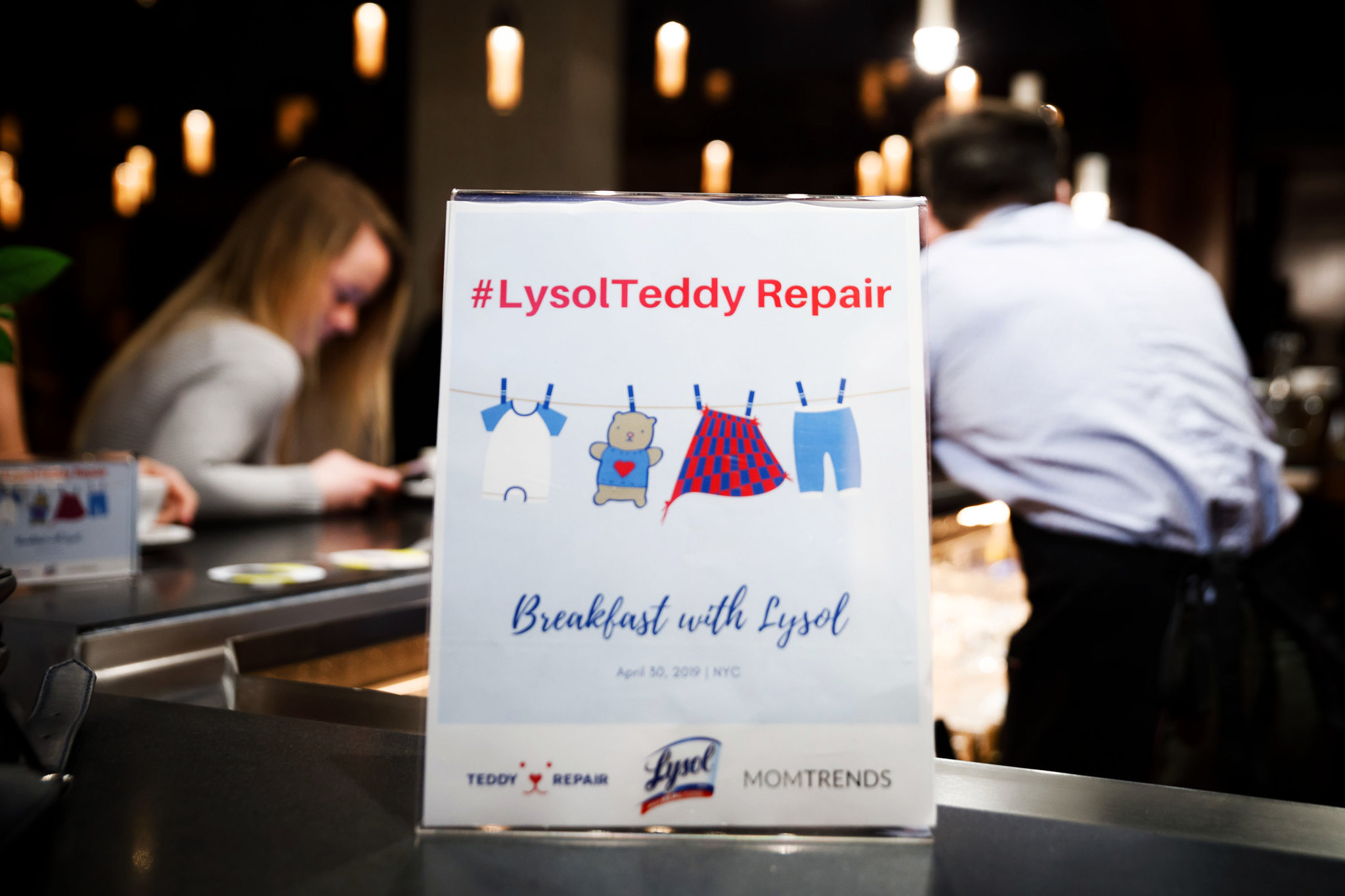 Lysol Teddy Repair