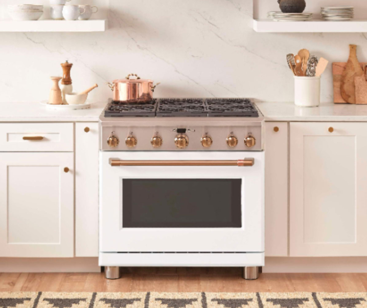 It's Time Appliances Have a Personality –YOURS with the Café Matte Collection by GE