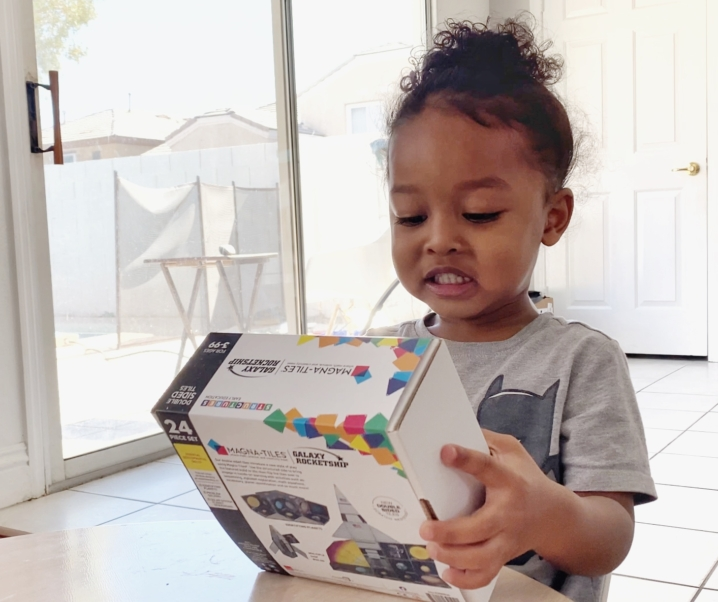 Educational Benefits of Magnetic Tiles or Magnatiles