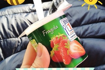 Activia Bifidus Actiregularis – Fragola