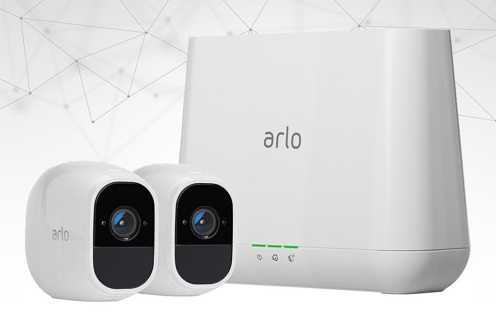 Arlo Pro 2 Wire-Free Indoor/Outdoor Security Camera System
