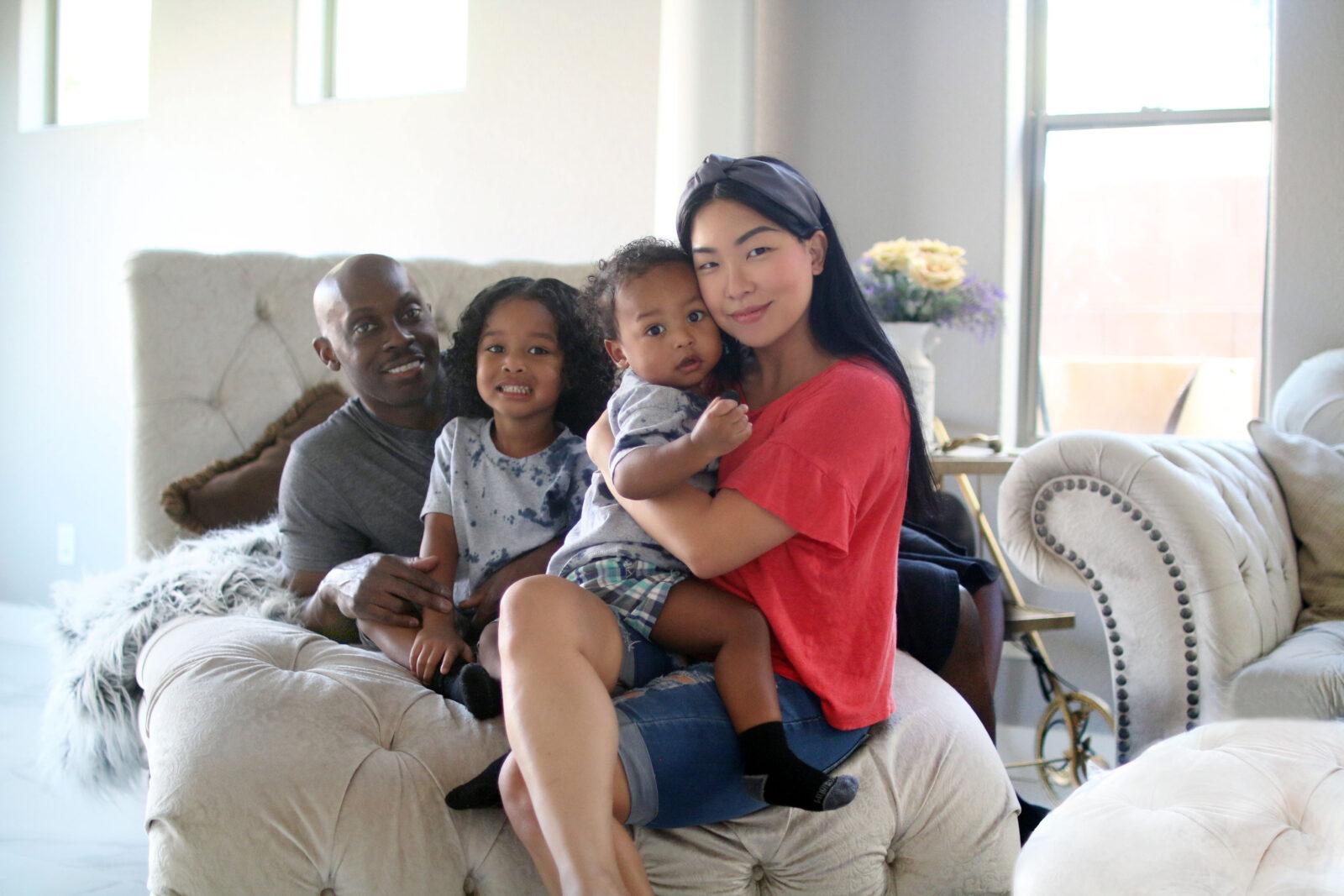 bethea family, blogger family