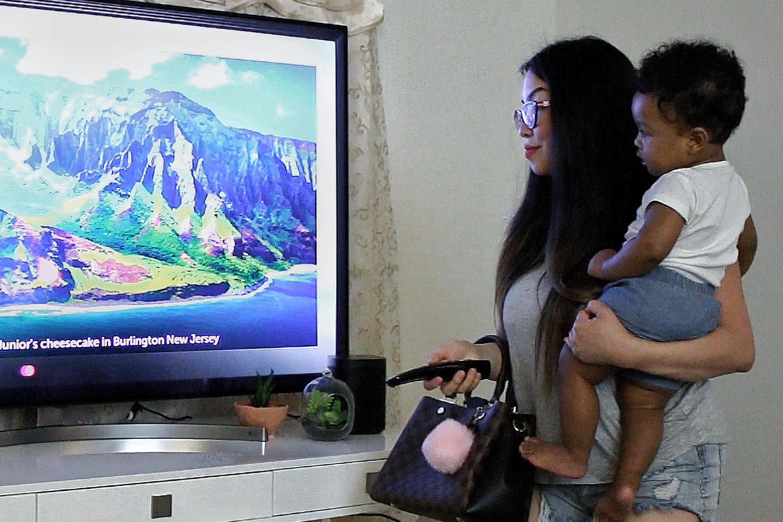 LG SUPER UHD SK9000 TV