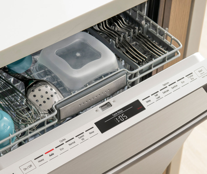 Bosch 800 Series Dishwasher – Everything You Need for a Crystal Dry Experience + MORE!