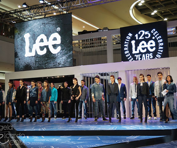 Lee Jeans 125th Anniversary Archive Tour Event