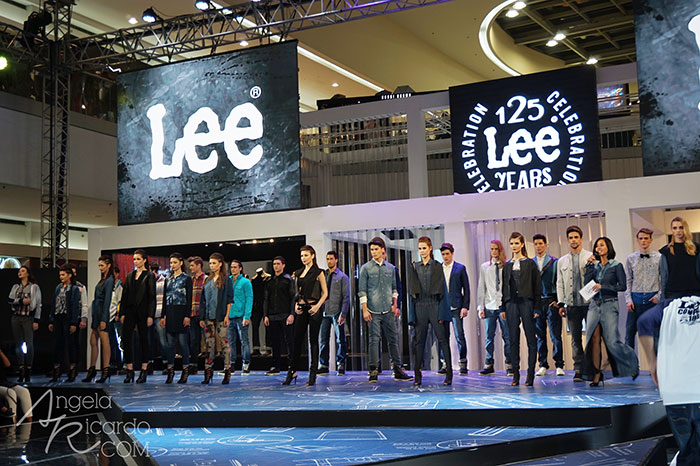 LeeJeansPh mall of asia