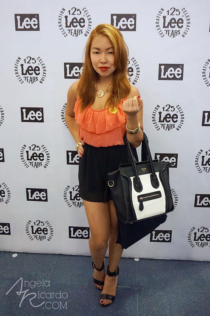 Lee125 LeeJeansPh Angela Ricardo Bethea