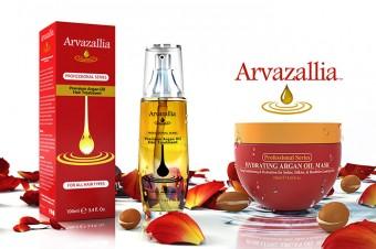Arvazallia Argan Oil