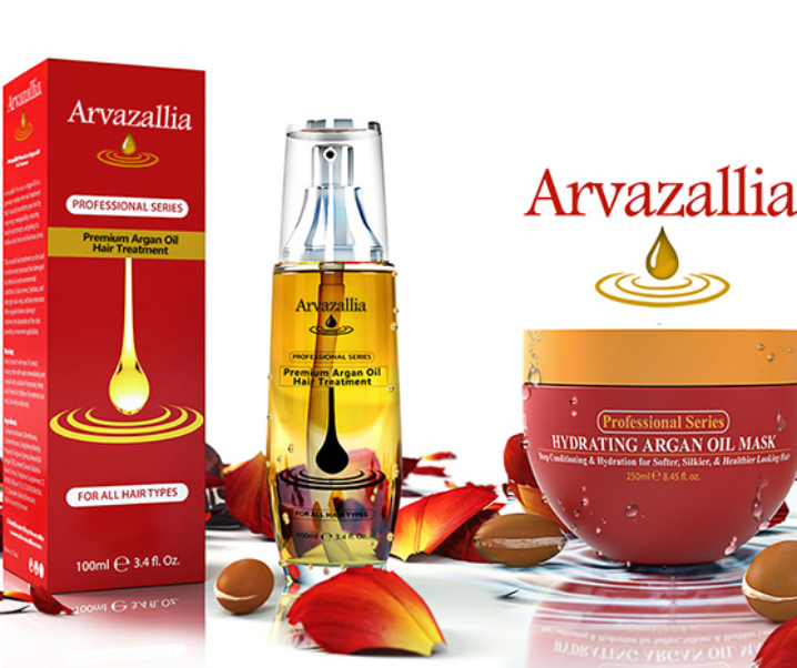 Arvazallia Argan Oil