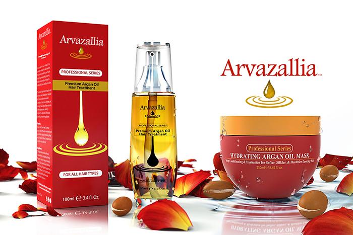Arvazallia Argan Oil, ArganEsque