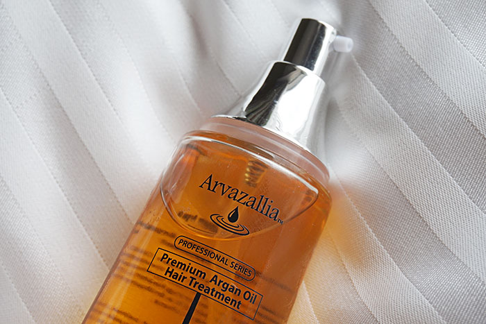 Arvazallia Premium Argan Oil Hair Treatment