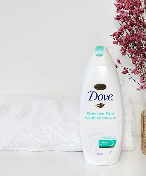 Commit to a Beautiful Skin with Dove Body Wash at Walmart #YourDoveWM