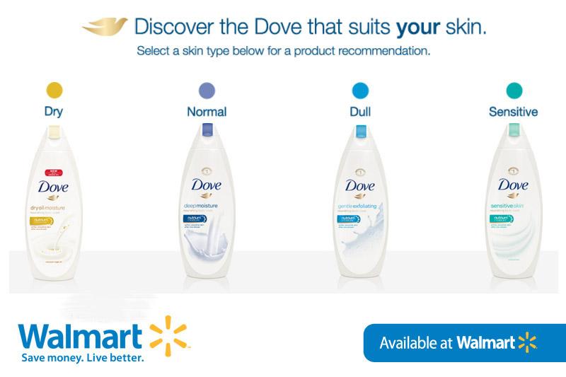 Dove Body Wash Walmart