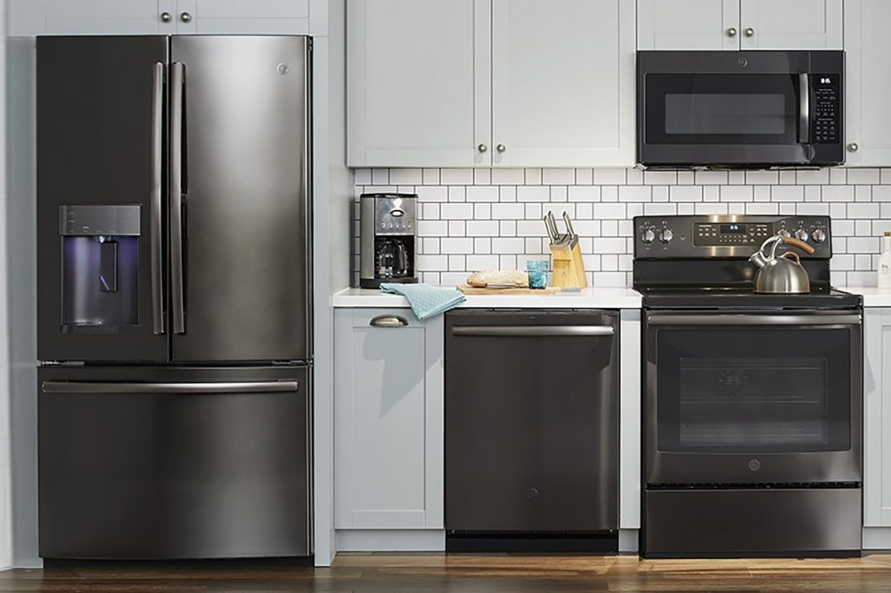 GE Premium Finish Appliances at Best Buy