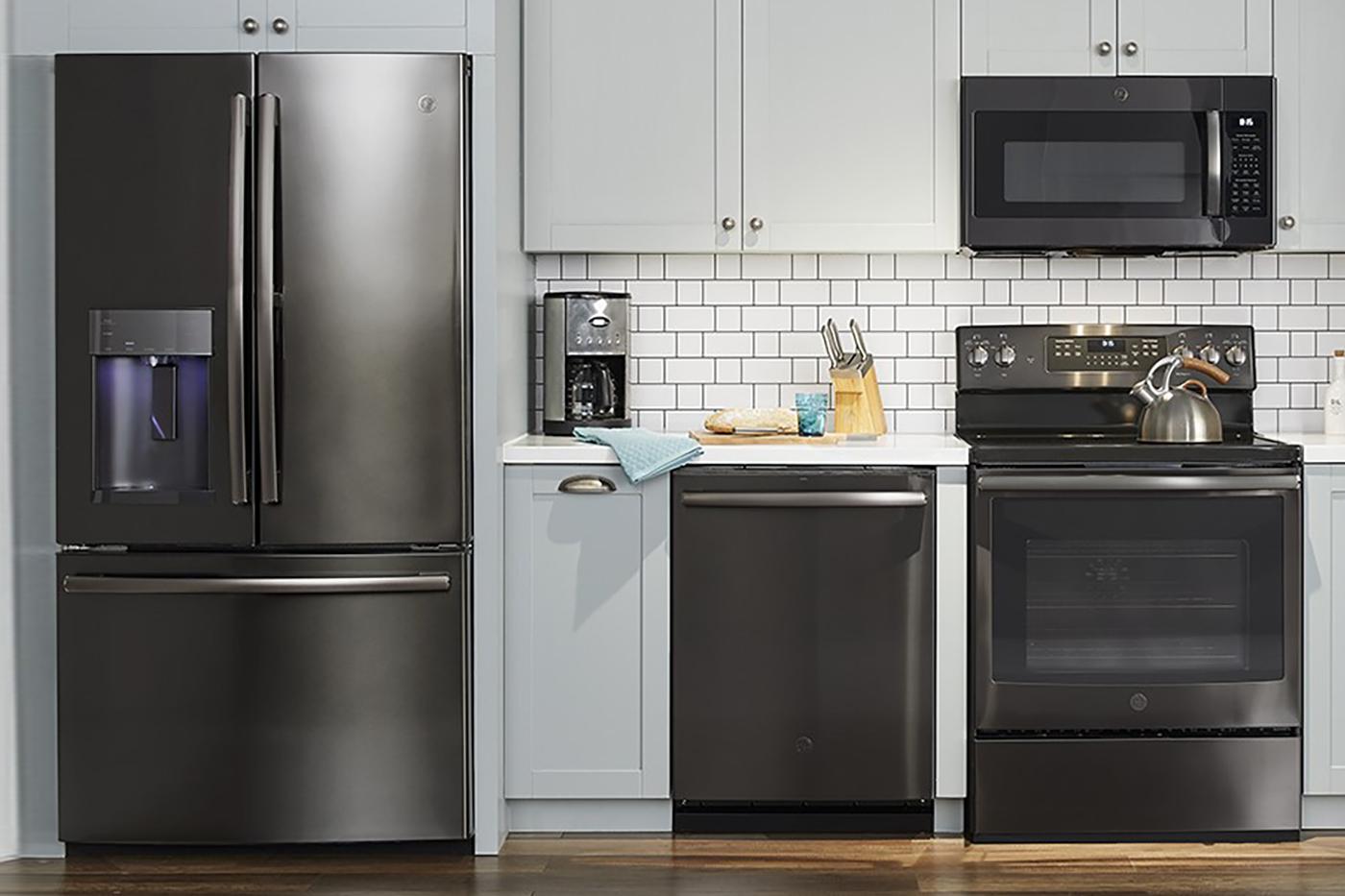 GE Premium Finish Appliances at Best Buy
