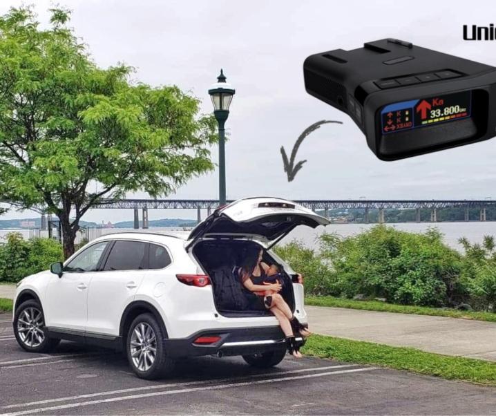 Safe Driving with Uniden R7 Radar Detector