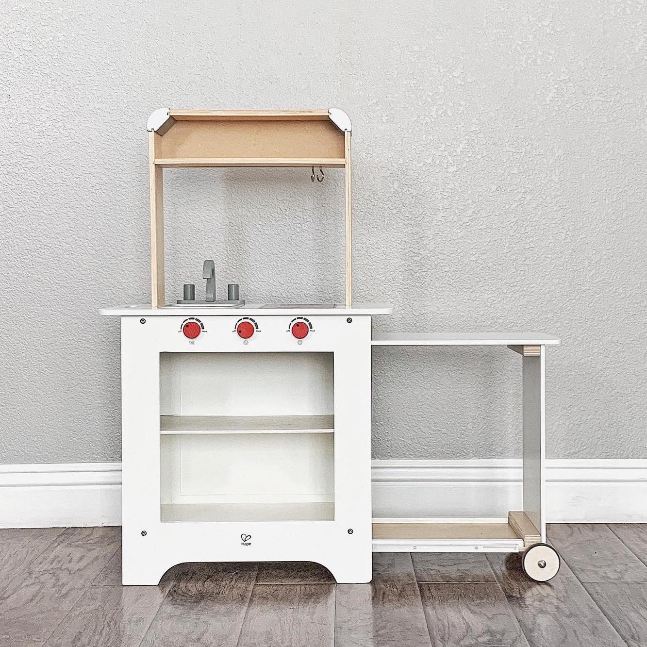Hape Pretend Play Kitchen - After Restoration