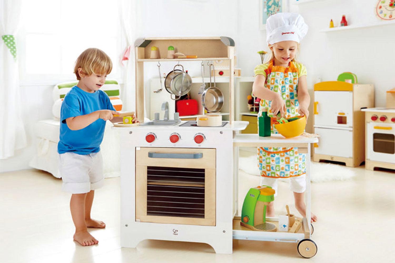Hape Pretend Play Kitchen
