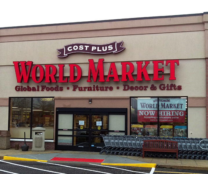 Grand Opening of Cost Plus World Market In Shrewsbury NJ!