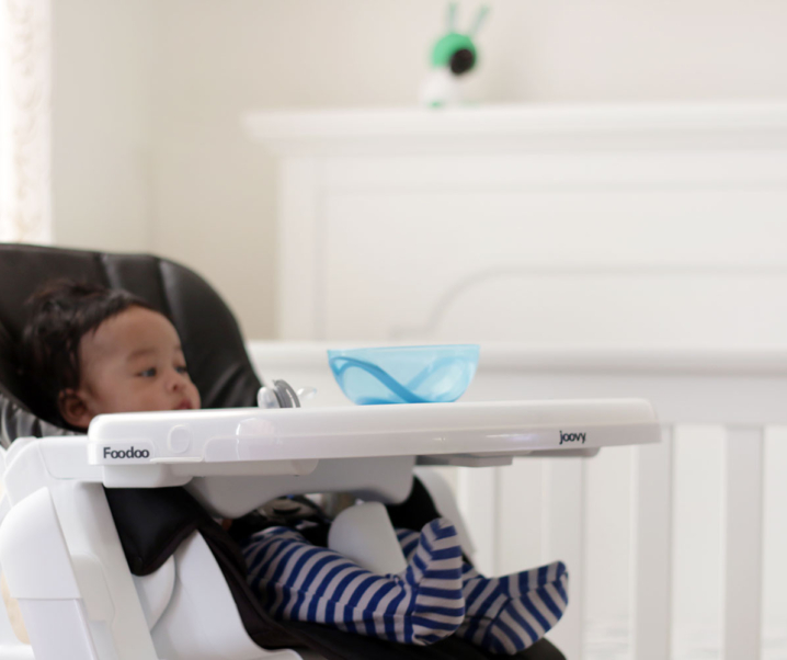 Joovy Foodoo – A High Chair for Babies as They Grow