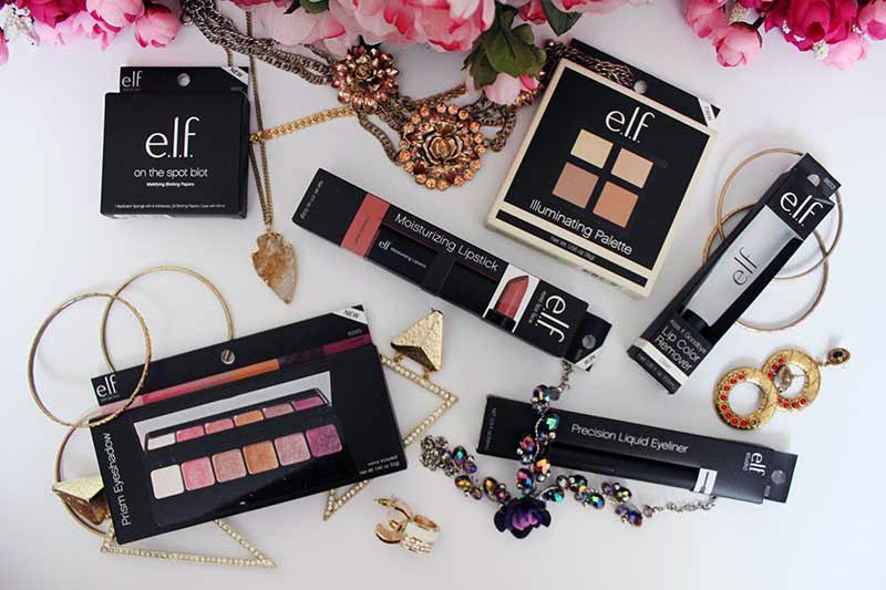 E.L.F. Cosmetics #PlayBeautifully