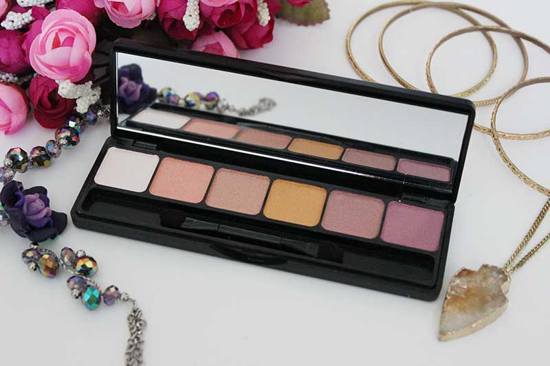 E.L.F. Prism Eyeshadow Palette in Sunset
