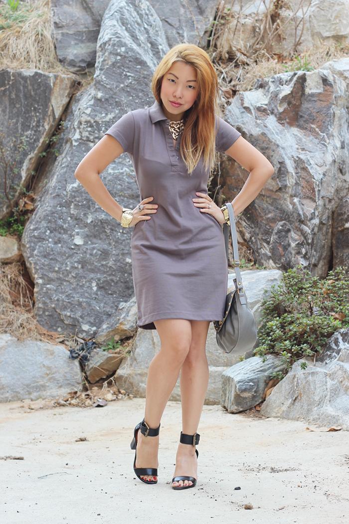 Lacoste Dress Overrun Juney Shop