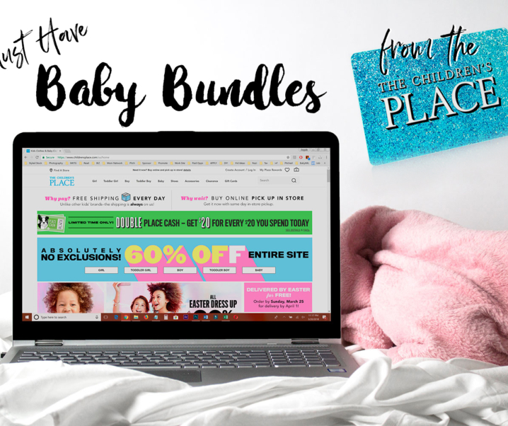 Must Have Baby Bundles from The Children's Place for Every Parents