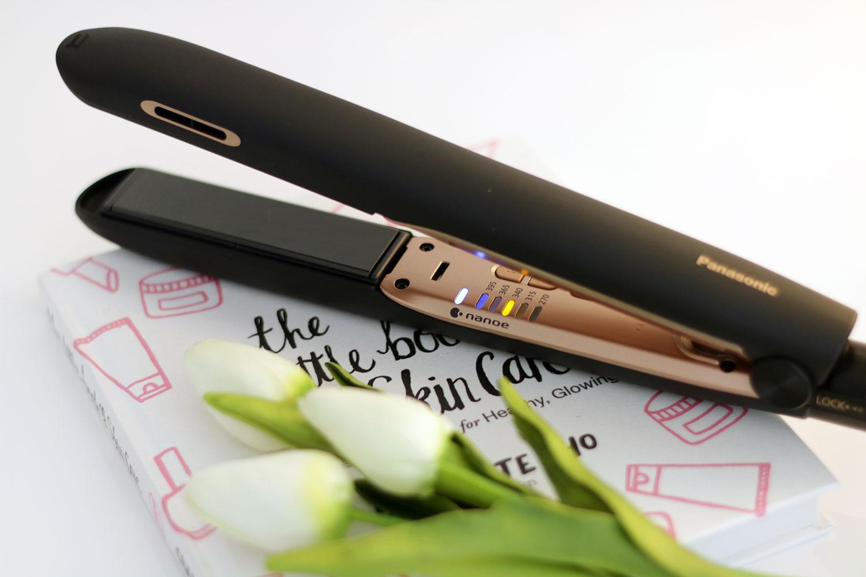 Panasonic EH-HS99-K nanoe™ Flat Iron and Styling Iron