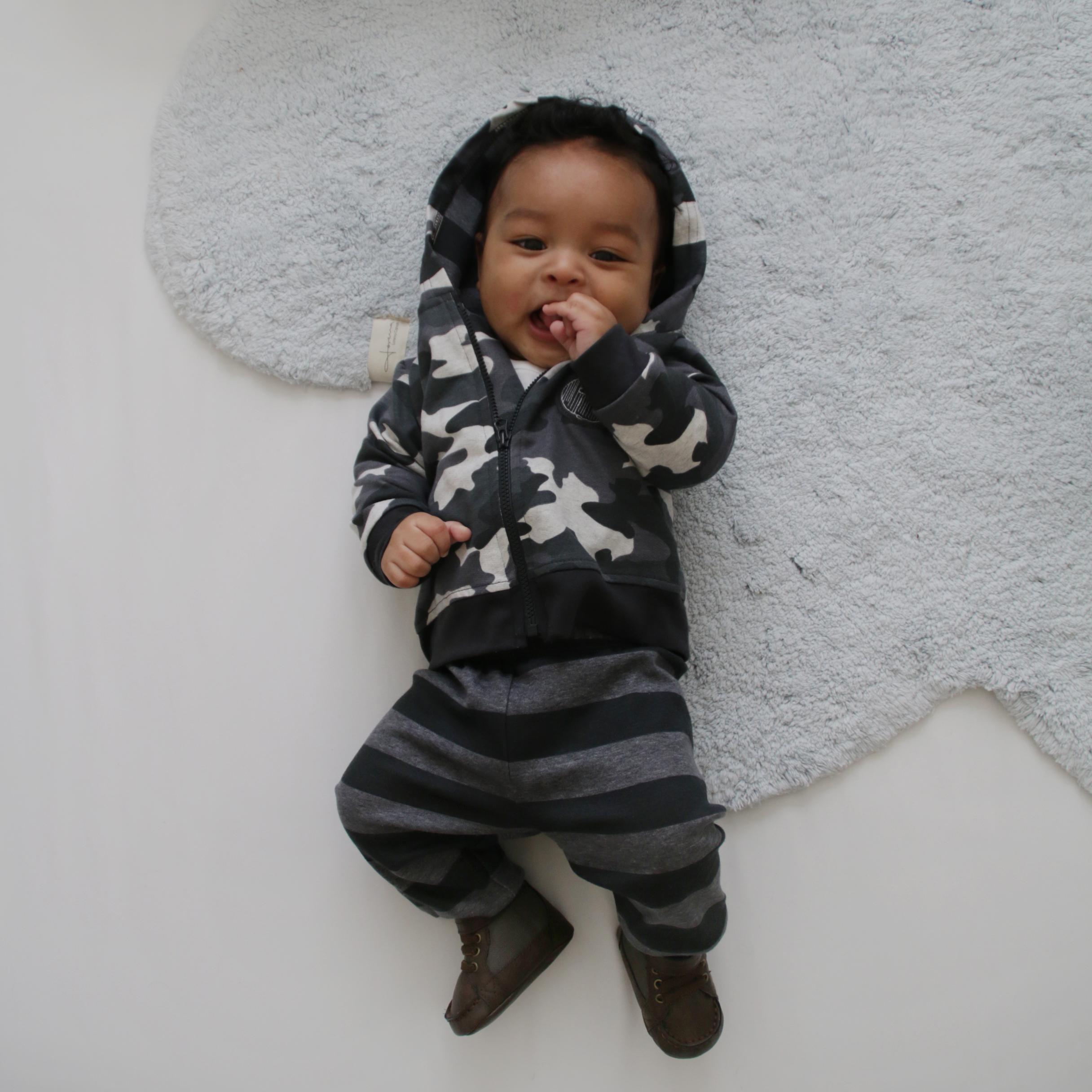 Blasian Baby, Josiah King Bethea