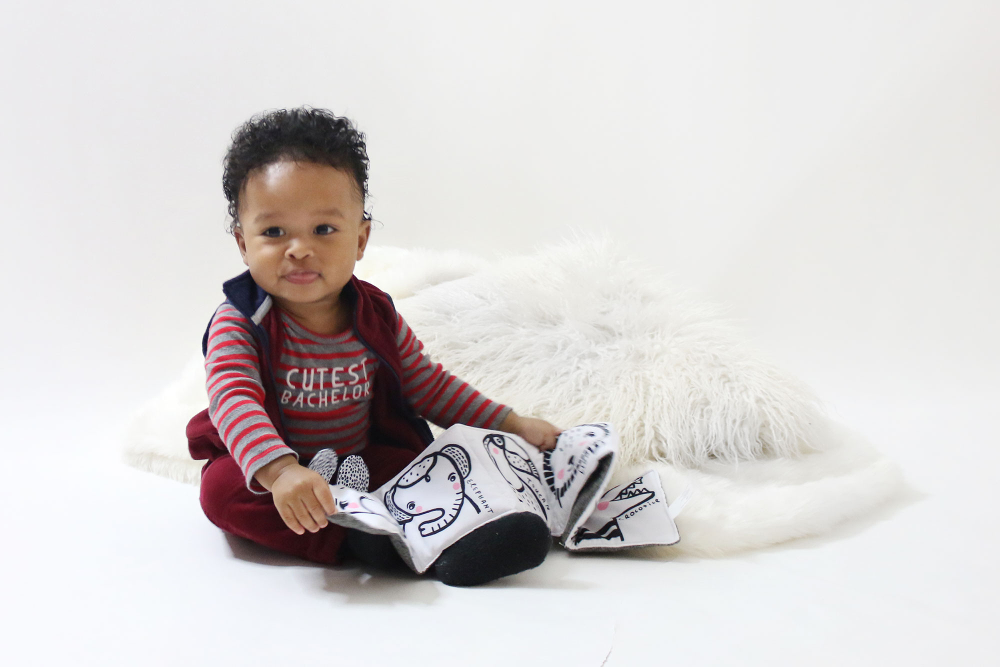 baby first soft book