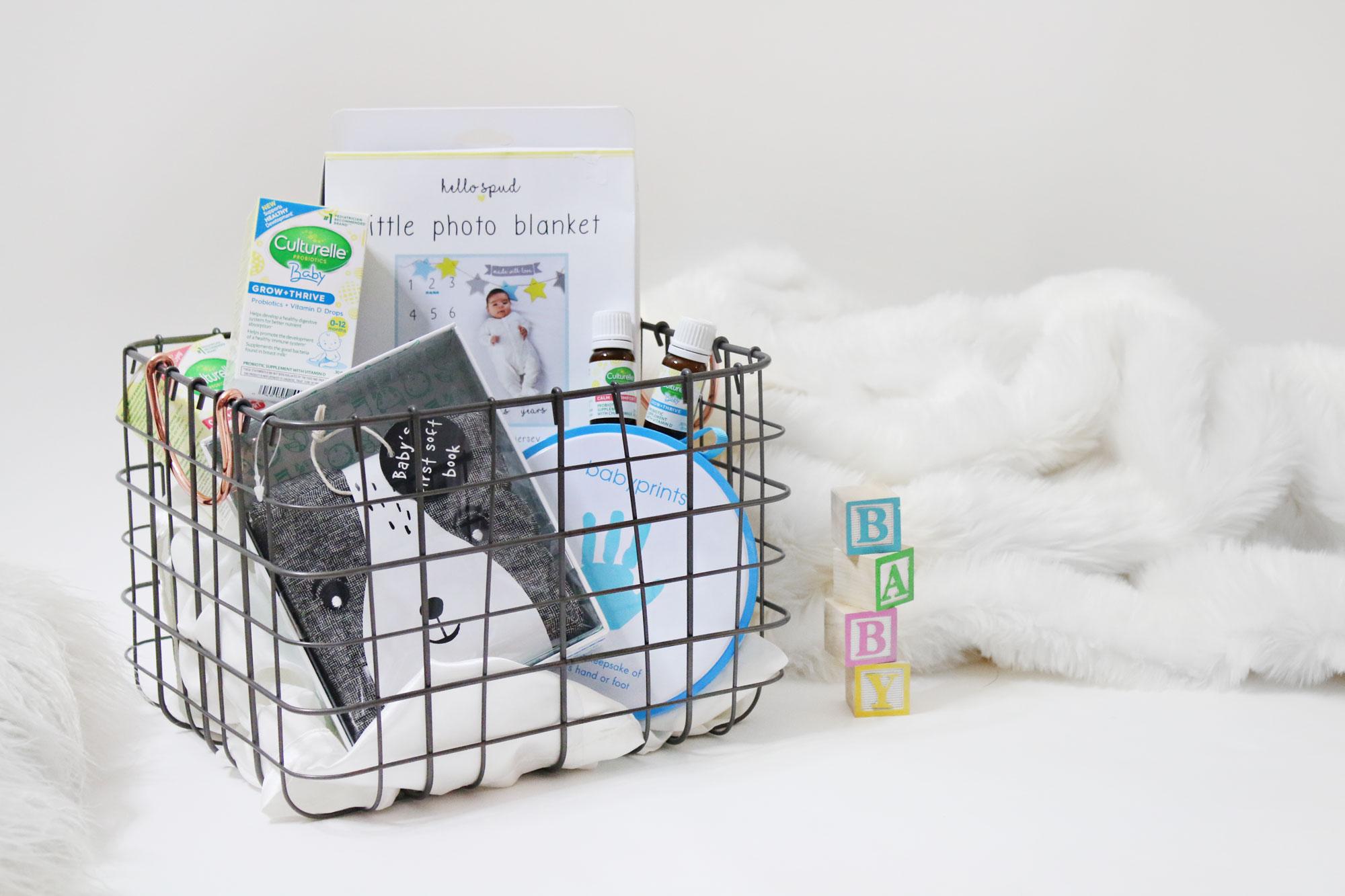 baby milestone kit