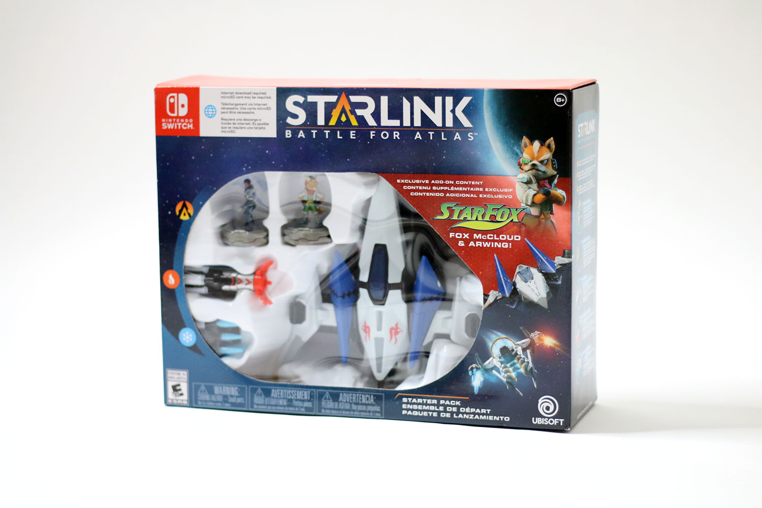 Starlink: Battle for Atlas Starter Pack Featuring Star Fox