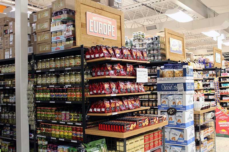 World Market European Food