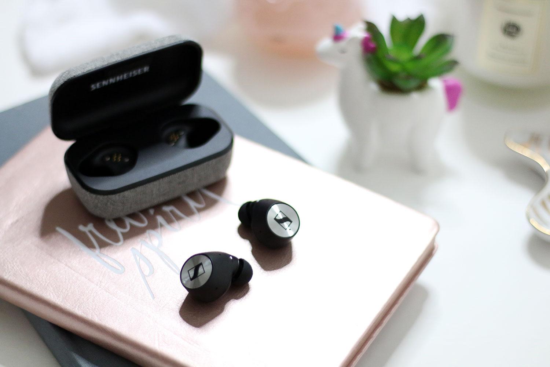 Sennheiser MOMENTUM True Wireless Earbud Headphones