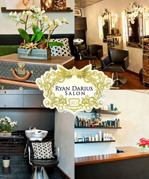 Ryan Darius Salon – No More Bed Head!