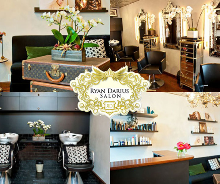 Ryan Darius Salon – No More Bed Head!