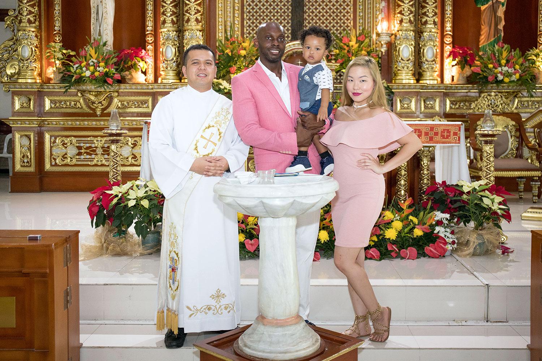 Josiah King Baptismal