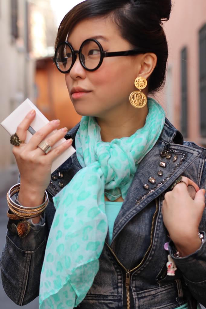 Nokia LVK Nokia Fashion Blogger koreandoll