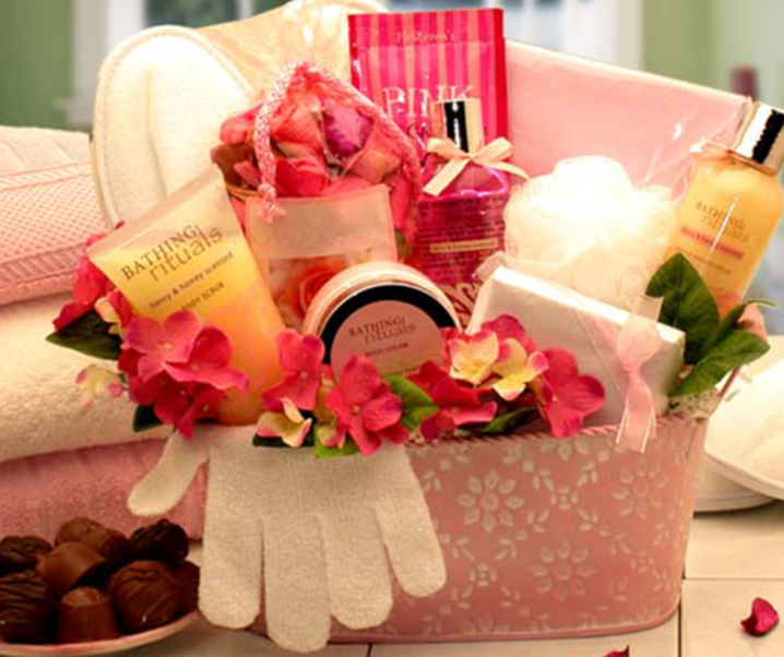 Five Reasons to Buy a Gift Basket