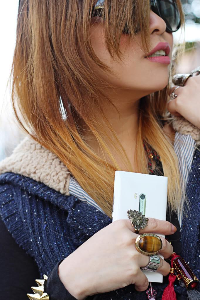 Nokia LVK Flash Giveaway Nokia Fashion Blogger koreandoll