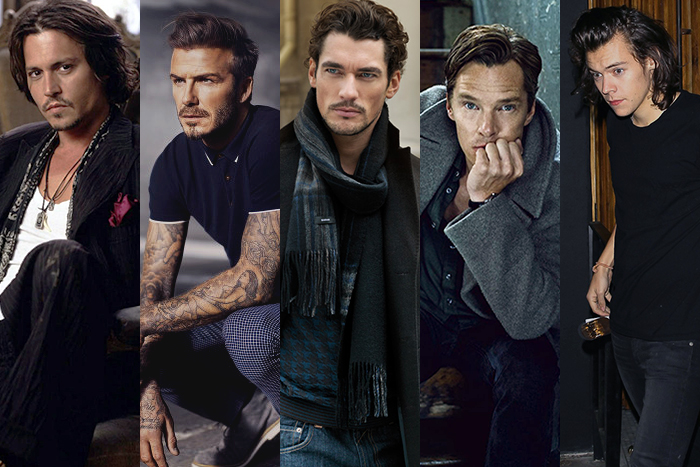 Top Male Style Icons